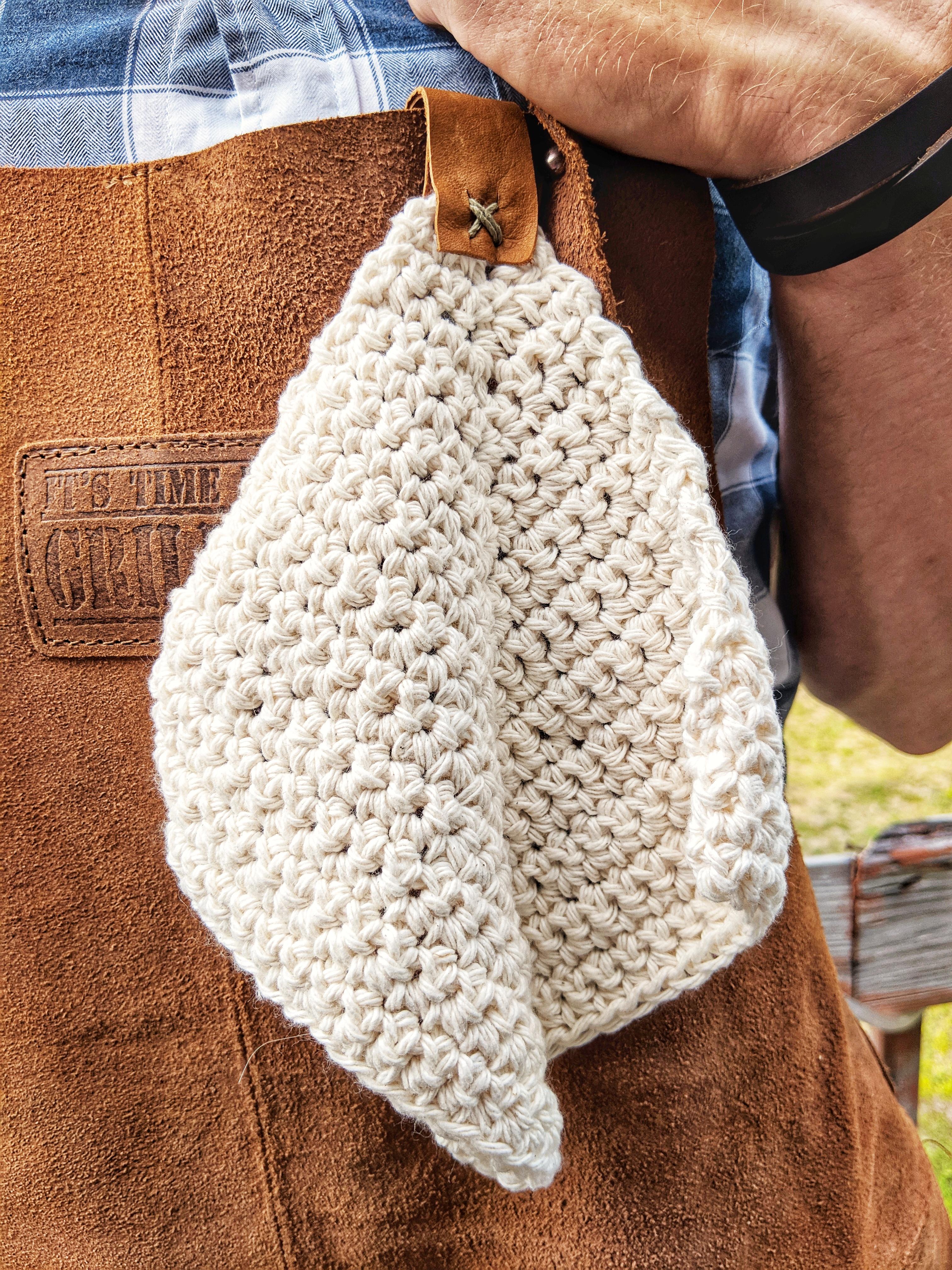 Mitered Crochet Washcloth Free Pattern Jewels And Jones