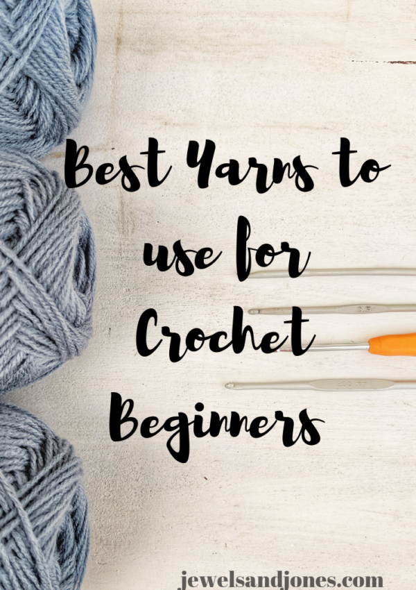 Best yarns to use for crochet beginners