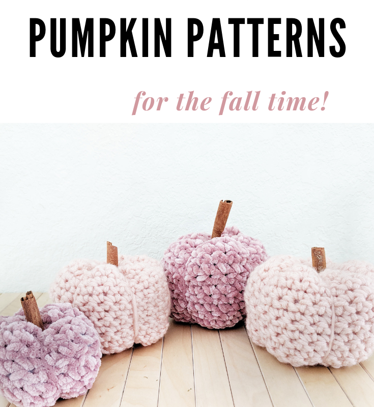 Best free crochet pumpkin patterns