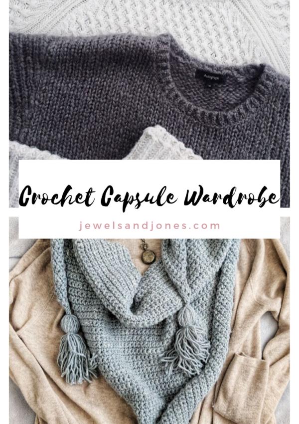 Crochet Capsule Wardrobe ideas