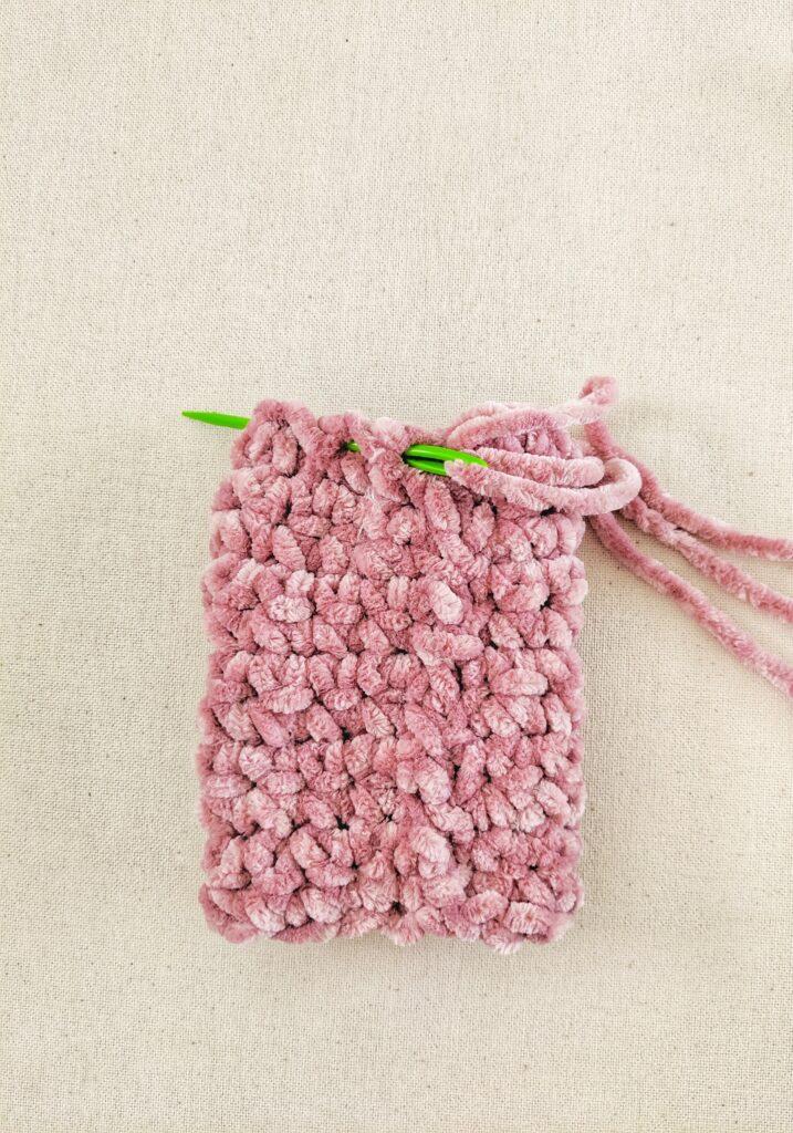 Part 3 of creating crochet pumpkins