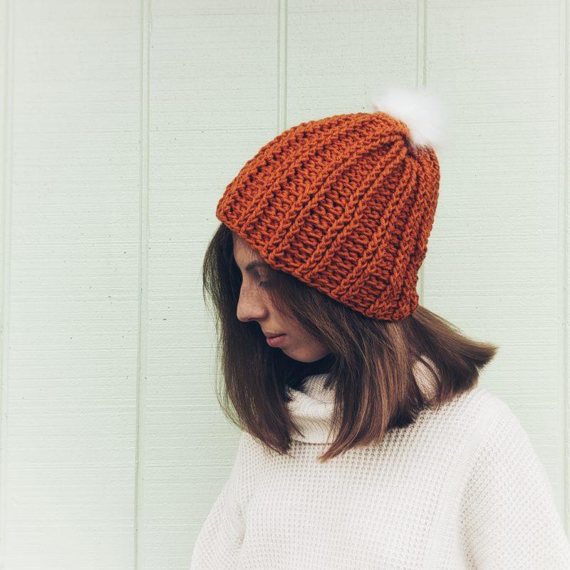 Crochet Beanie – FREE PATTERN