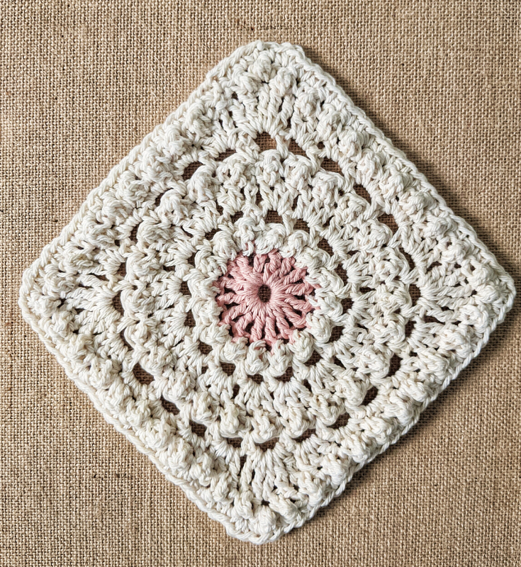 Crochet a Granny Square Blanket Using the Free Circle of Friends Pattern