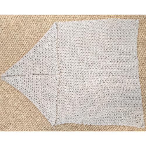 blanket shrug crochet pattern seaming part 1