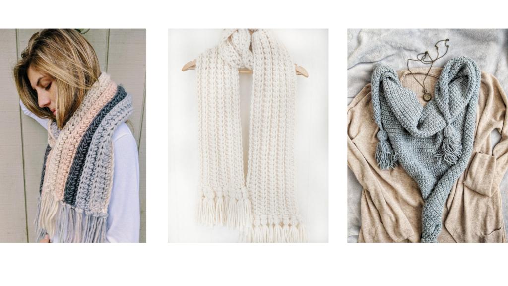 jewelsandjones crochet scarf patterns