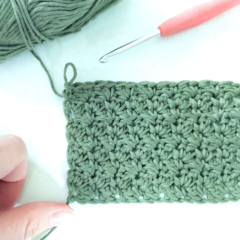 How to Crochet the Suzette Stitch – Step by Step Tutorial