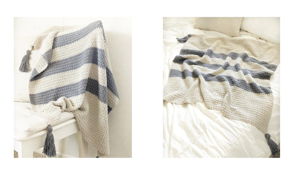 Crochet baby blanket bamboo free pattern
