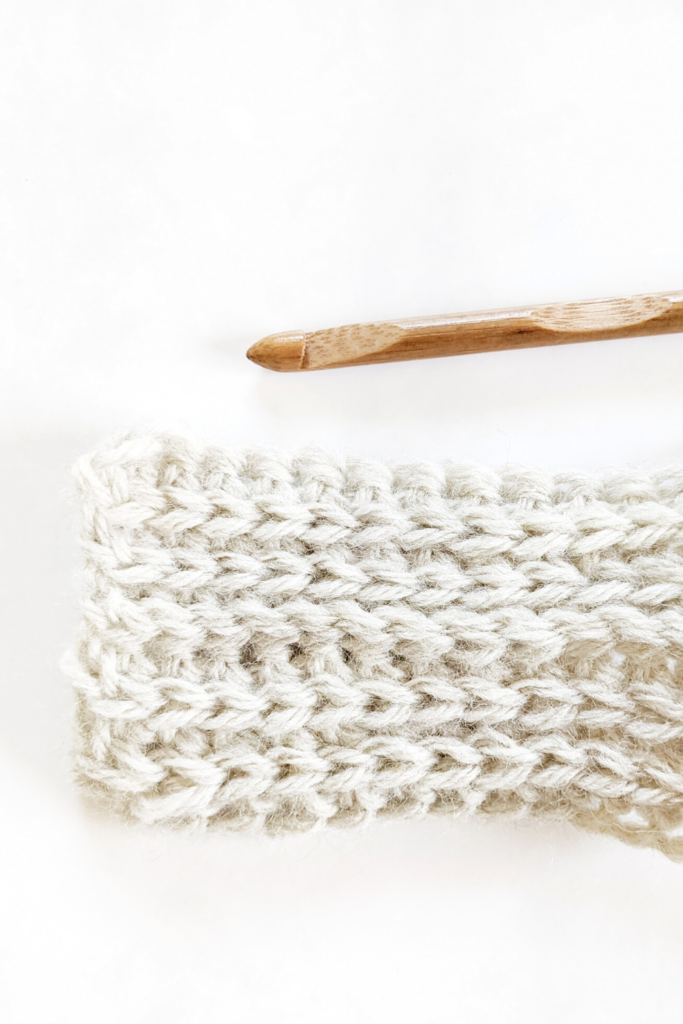 slip stitch, single crochet border