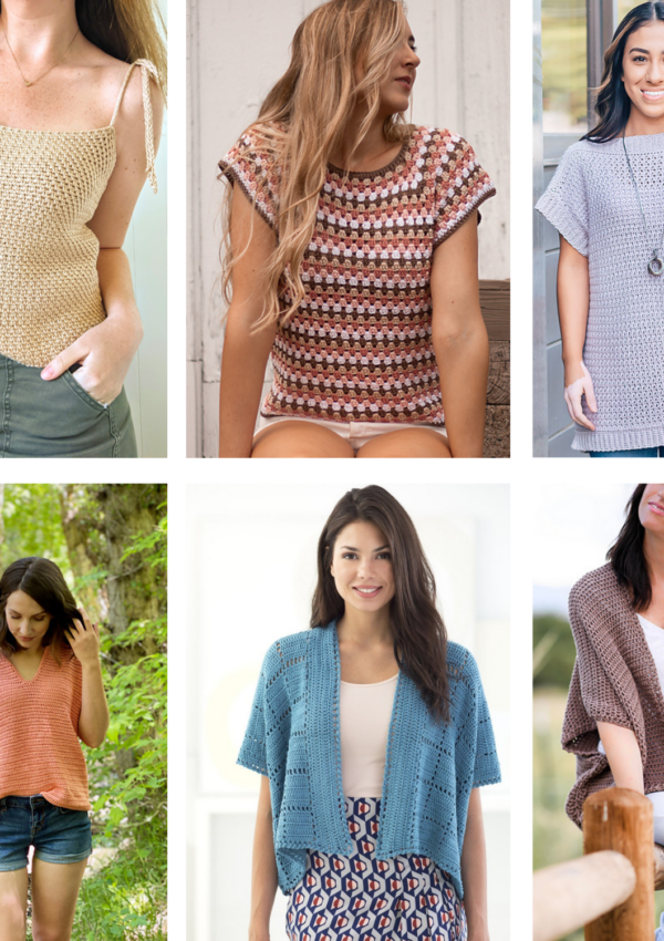 The 15 best free crochet patterns made with Lion Brand Coboo Yarn