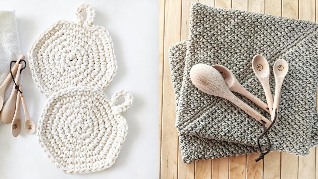 other free cotton crochet kitchen patterns